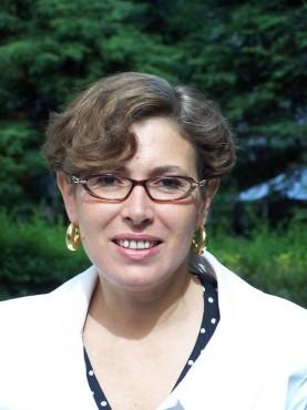 Annie Eyt, directrice générale d'Oracle France