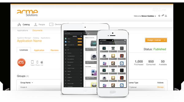 Partnerpedia AppZone