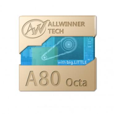 SoC AllWinner A80 Octa
