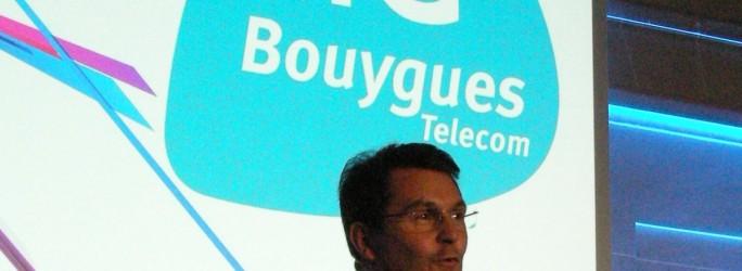 Bouygues Telecom Logo Bouygues Telecom Généralise la