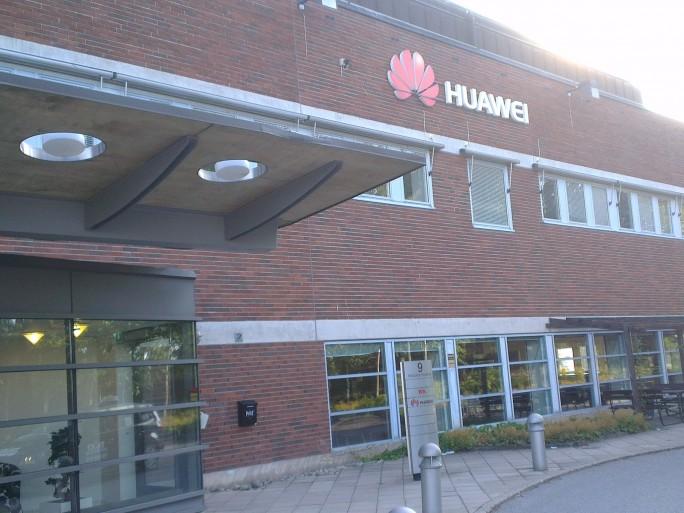 Centre de R&D de Huawei à Stockholm (Kista)