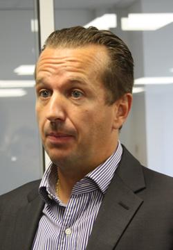 Florian Du Boys, le CEO de Neo Telecoms
