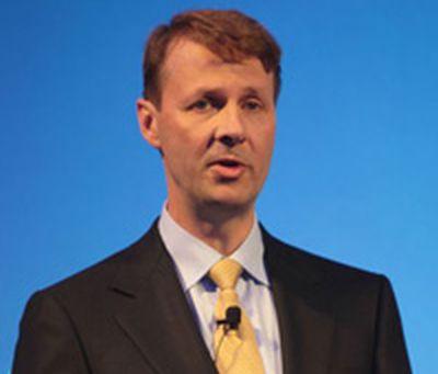 Risto Siilasmaa, président et PDG par interim de Nokia