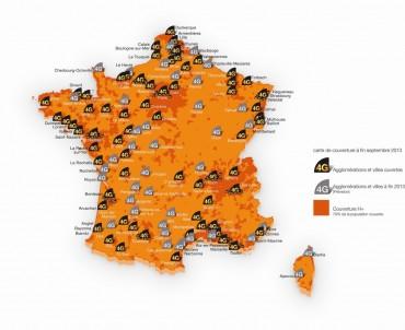Orange 4G France 2013