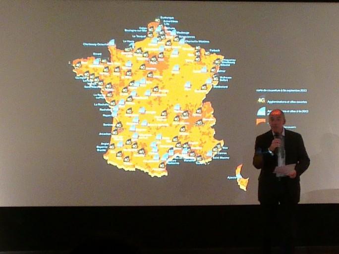 Orange 4G Stéphane Richard