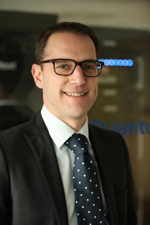 Laurent Fanichet, Responsable Marketing Produit - Big Data, Quantum