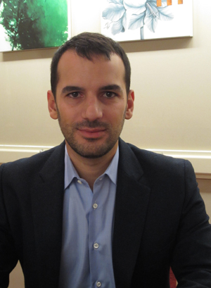 Tasso Argyros, senior vice-président Product Strategy and Deployment des Teradata Labs