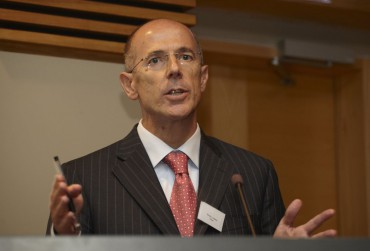 Renato Lombardi, responsable des 13 centres européens de Huawei.