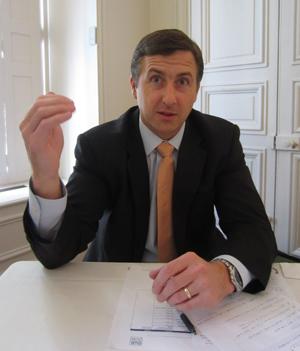 Brian Payne, Directeur du marketing de la division serveurs PowerEdge de Dell