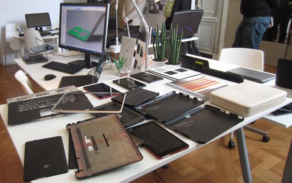L'atelier design au Dell Technology Camp 2013 Paris