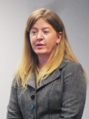 Molly Rector, EVP Product Management de Spectra Logic