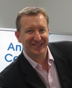 Gavin McLaughlin, Solution Development Director de X-IO