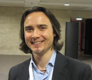 Alexandre Hermier, en charge de XtremIO chez EMC France