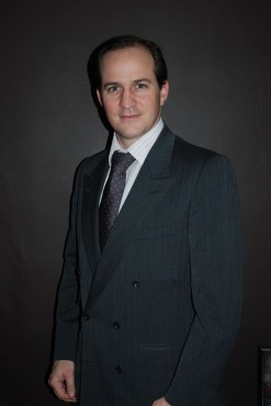 Charles d'Aumale, responsable Ligne Produits Sécurité chez Ercom