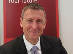 Uwe Neumeier, Vice-Président Server Systems International Business de Fujitsu