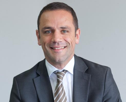 Gabriel Chadeau, directeur commercial de Vision Solutions