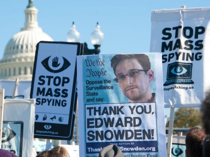 Edward Snowden NSA Prism