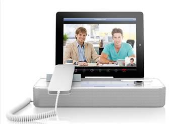 invoxia NVX 620, dock téléphonie sur IP