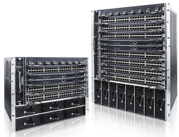 Dell Networking C-Series C7008/C300 Modular Switch