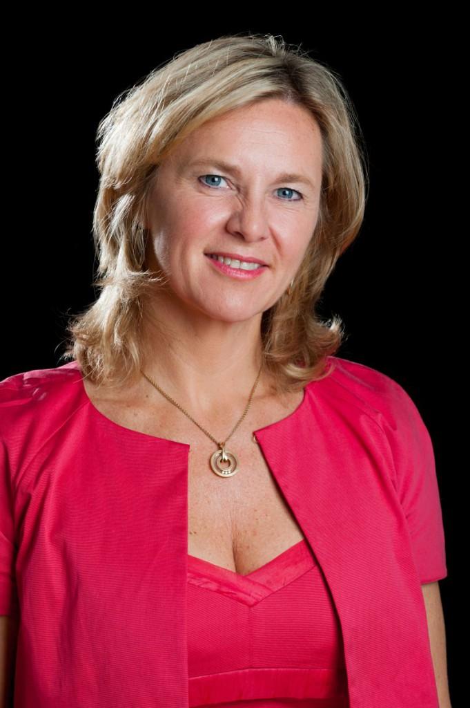Karine Calvet, directrice générale de Verizon France