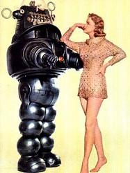 robbie-the-robot