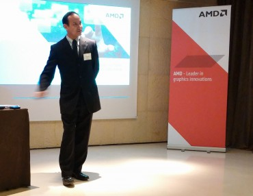 Alain Nguyen, directeur général AMD France
