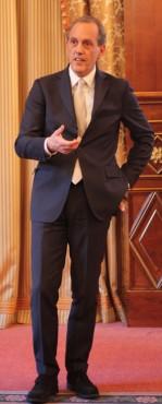 David Bevilacqua, vice-président EMEAR du Sud de Cisco