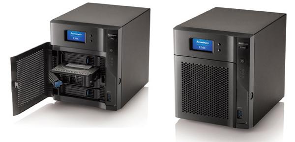 LenovoEMC px4 400d NAS
