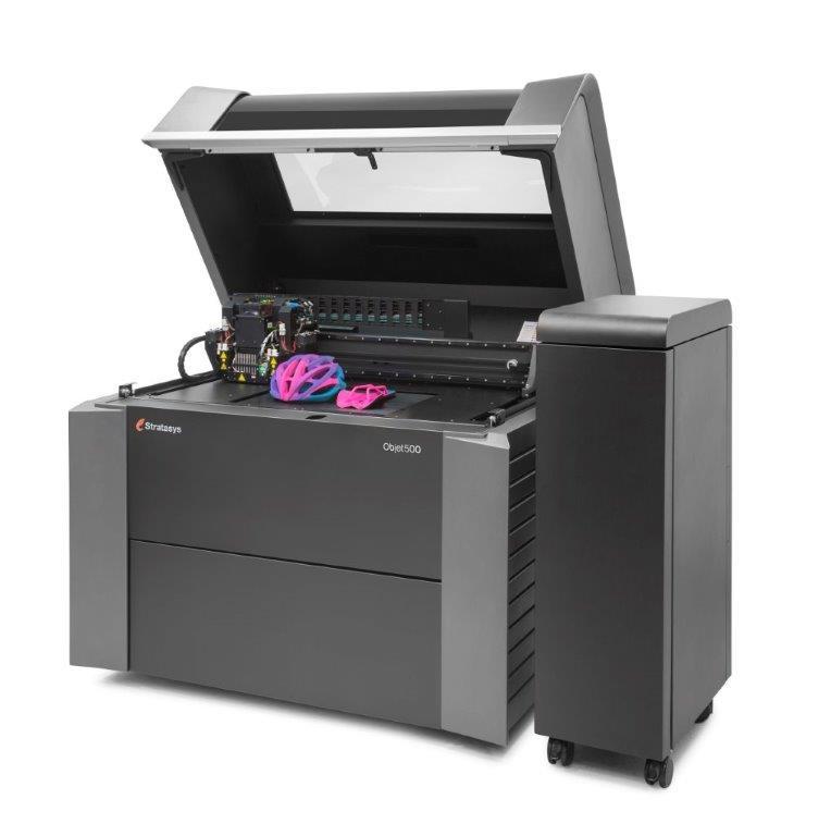object500 connex3 stratasys une imprimante 3d couleur multimat riaux. Black Bedroom Furniture Sets. Home Design Ideas