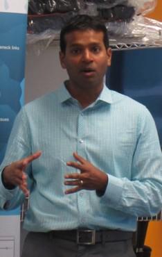 Mohit Lad, CEO de ThousandEyes