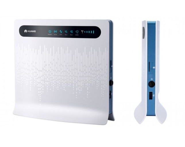 Huawei B593 modem 4G LTE