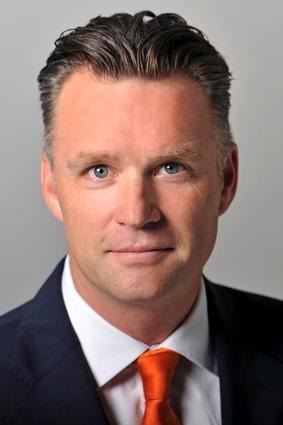 Christian Boing, CEO de Strato