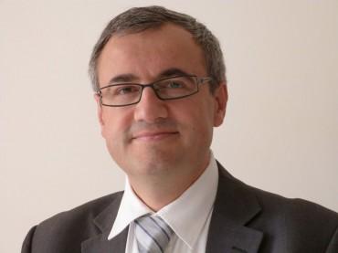 Bertrand Laurioz, directeur de la division télécoms de Hub One