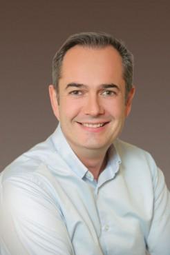 Yann Aubry, directeur France et Europe du Sud de MongoDB