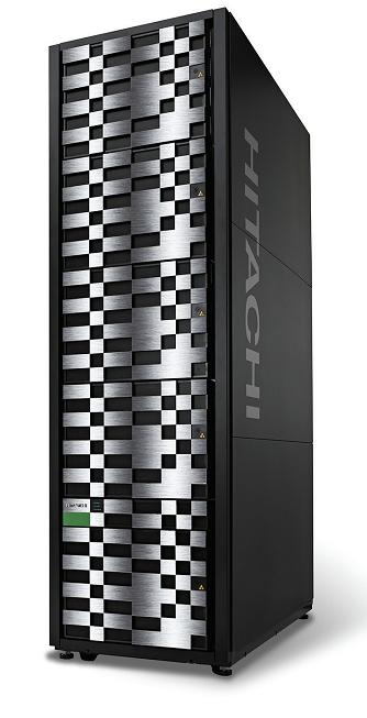 Avec La Baie Vsp G1000 Hitachi Data Systems Revient En