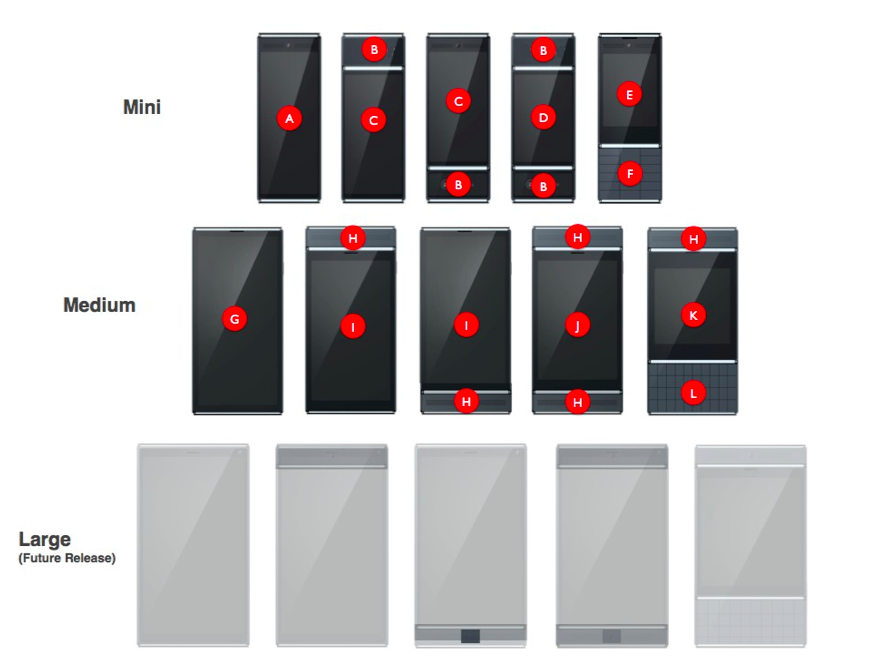 Project Ara smartphones