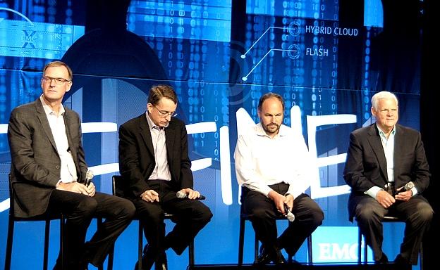 Les 4 CEO défendent leur création