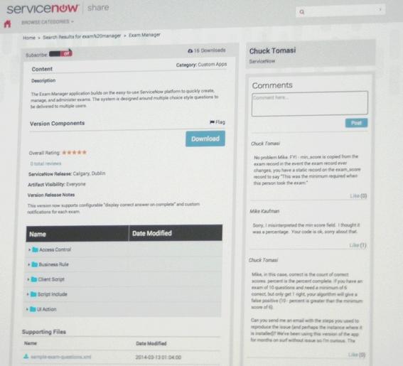 Des fiches détaillées avec évaluation et commentaires des utilisateurs