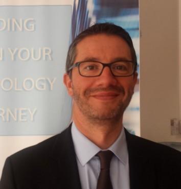 Patrick Cason, directeur commercial d'Easynet France