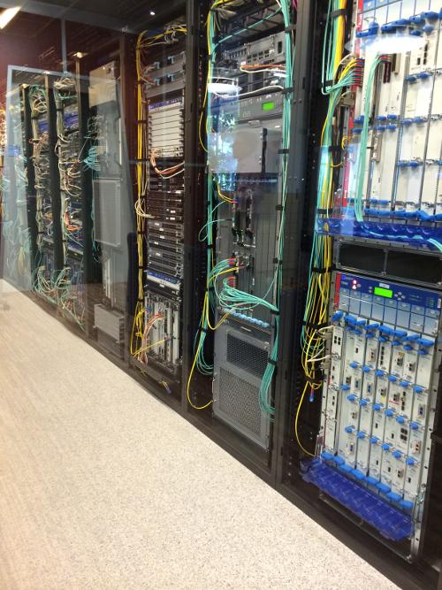 laboratoire juniper SDN