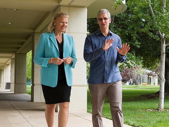 IBM Apple iOS