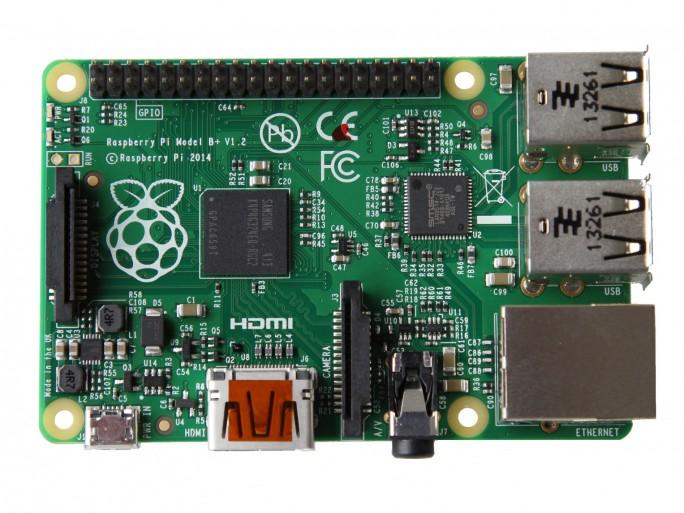 Rapsberry Pi Model B Plus