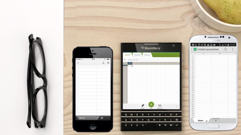 Le format du Passport de Blackberry, un compromis de taille face à l'iPhone et à l'offre Samsung Galaxy ?
