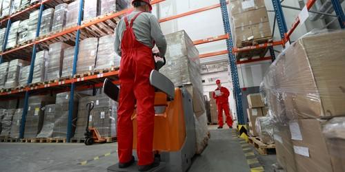 supply chain entrepot