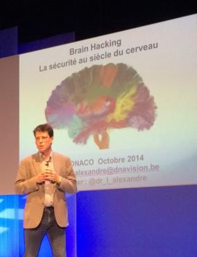 Pour le docteur Laurent Alexandre, hacker le cerveau n'est plus de la science fiction.