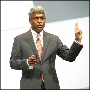 Thomas Kurian - Oracle