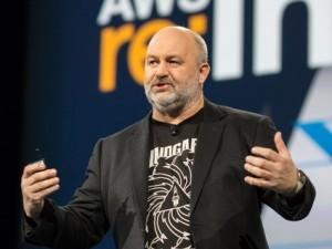 Werner Vogels, CTO d'Amazon