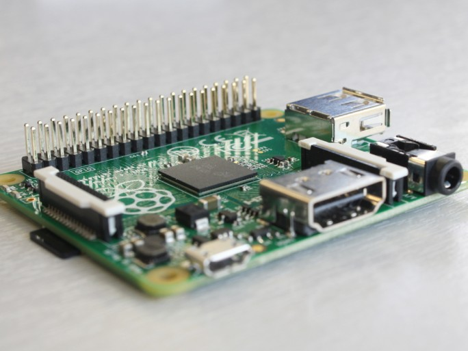 Raspberry Pi A Plus