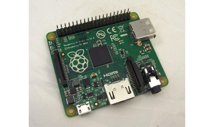 Raspberry Pi A plus