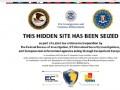 site bloqué